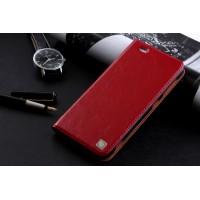 Чехол флип-подставка с отделением для карт для HTC Desire Eye Красный