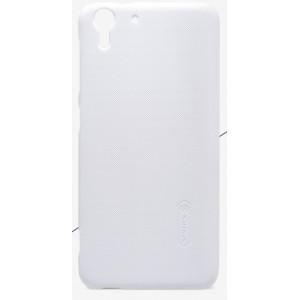 Пластиковый матовый нескользящий премиум чехол для HTC Desire Eye