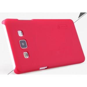 Пластиковый матовый нескользящий премиум чехол для Samsung Galaxy A5