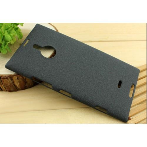 Пластиковый матовый чехол для Nokia Lumia 1520