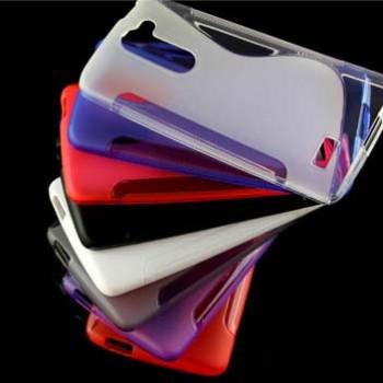 Силиконовый S чехол для LG L Bello