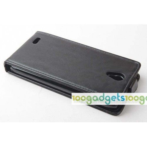 Чехол вертикальная книжка с магнитной застежкой для Lenovo A859