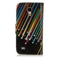 Чехол портмоне подставка с принтом для Samsung Galaxy S4 Mini