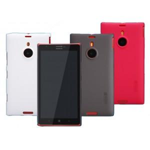 Премиум матовый пластиковый чехол для Nokia Lumia 1520