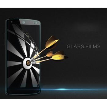 Ультратонкое износоустойчивое сколостойкое олеофобное защитное стекло-пленка для Google Nexus 9