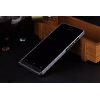 Металлический бампер для ASUS Zenfone 6 Черный