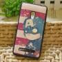 Силиконовый дизайнерский чехол с принтом для ASUS Zenfone 6