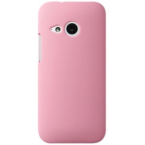 Пластиковый чехол для HTC One 2 mini Розовый