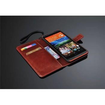 Чехол портмоне подставка для HTC Desire 820