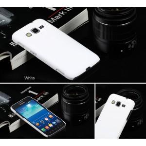 Пластиковый матовый непрозрачный чехол для Samsung Galaxy Core Advance