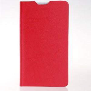 Чехол флип-подставка для LG G Pro Lite Dual Красный