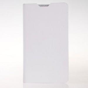 Чехол флип-подставка для LG G Pro Lite Dual Белый