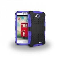 Силиконовый чехол экстрим защита для LG L70
