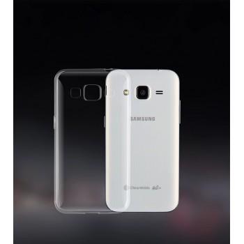 Пластиковый транспарентный чехол для Samsung Galaxy Core Prime