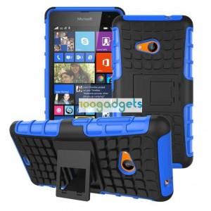 Силиконовый чехол экстрим защита для Microsoft Lumia 535