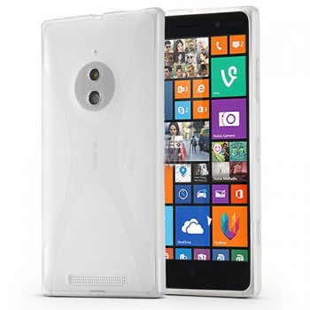 Силиконовый X чехол для Nokia Lumia 830
