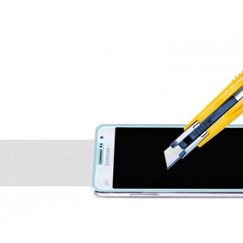Ультратонкое износоустойчивое сколостойкое олеофобное защитное стекло-пленка для Samsung Galaxy Grand Prime