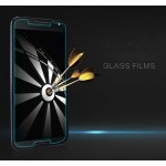 Ультратонкое износоустойчивое сколостойкое олеофобное защитное стекло-пленка для Google Nexus 6