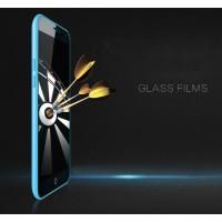 Ультратонкое износоустойчивое сколостойкое олеофобное защитное стекло-пленка для Meizu M1 Note