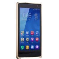 Чехол-бампер для Huawei Honor 3c Белый