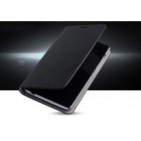Чехол флип-подставка серии Cross lines для Huawei Honor 3c Черный