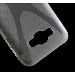 Силиконовый X чехол для Samsung Galaxy E7