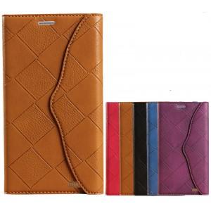 Дизайнерский чехол кошелек-подставка для Samsung Galaxy A7