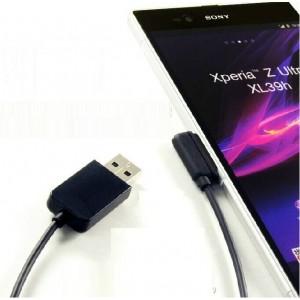 Магнитный зарядный кабель для Sony Xperia Z1/Z Ultra/Z1 Compact/Z2