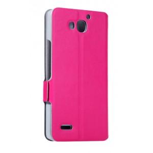 Чехол-флип с магнитной застежкой для Huawei Honor 3x
