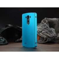 Металлический чехол SlimMetall для LG Optimus G3 Синий