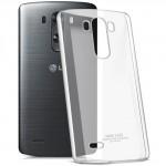 Транспарентный пластиковый чехол для LG Optimus G3