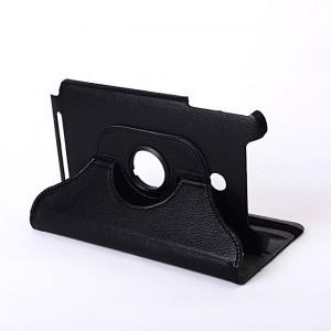 Чехол подставка роторный для ASUS VivoTab Note 8 Черный