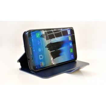 Чехол флип подставка с защелкой для Alcatel One Touch Hero