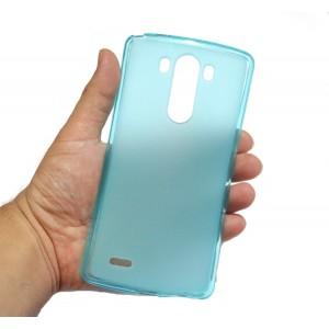 Силиконовый глянцевый чехол для LG Optimus G3