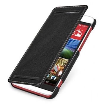 Кожаный чехол горизонтальная книжка (нат. кожа) для HTC Desire Eye