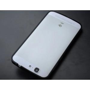 Металлический бампер для Huawei Ascend G7