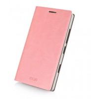 Чехол флип водоотталкивающий для Nokia Lumia 930 Розовый