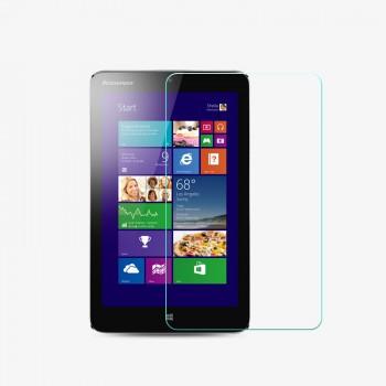 Ультратонкое износоустойчивое сколостойкое олеофобное защитное стекло-пленка для Lenovo IdeaTab A5500