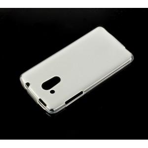 Силиконовый матовый полупрозрачный чехол для Acer Liquid Z500