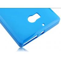 Силиконовый чехол для Nokia Lumia 930 Синий