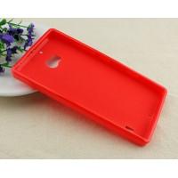 Силиконовый чехол для Nokia Lumia 930 Красный