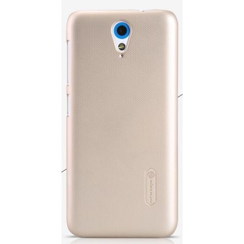Пластиковый матовый нескользящий премиум чехол для HTC Desire 620
