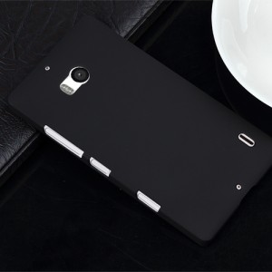 Пластиковый чехол для Nokia Lumia 930 Черный
