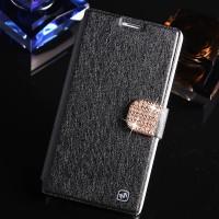 Чехол книжка LuxuryLight для LG Optimus G3 Черный