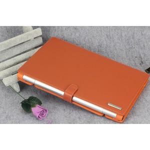 Кожаный чехол подставка с рамочной защитой и магнитной застежкой для Lenovo Yoga Tablet 2 Pro 13