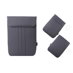 Ударостойкий водонепроницаемый эластичный неопреновый мешок на липучке для Lenovo Yoga Tablet 2 Pro 13 Серый