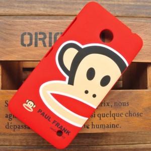 Пластиковый матовый дизайнерский чехол с принтом для Nokia Lumia 630