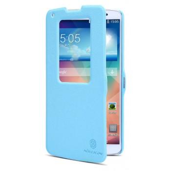 Чехол флип с окном вызова для LG G Pro 2