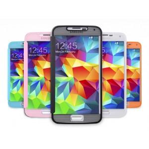 Встраиваемый чехол смарт флип с полноценным окном для Samsung Galaxy S5