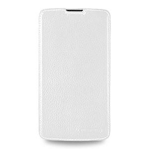 Чехол вертикальная книжка (нат. кожа) для LG G Pro 2